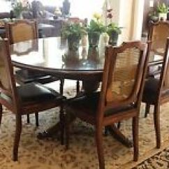 Vintage Table And Chairs Fold Up Bed Chair Antique Dining Sets 1800 1899 Ebay Brazilian Jacaranda From 19th Century