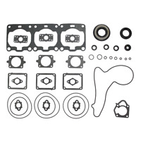 Vertex Snowmobile Complete Gasket Set With Oil Seals