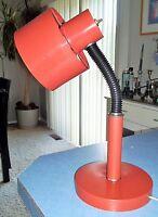 SPACE AGE MID-CENTURY MODERN GOOSENECK DESK LAMP CN BURMAN ...