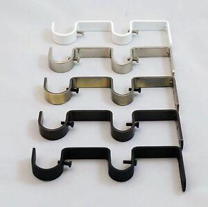curtain rod brackets for sale ebay