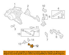 2004 kia sorento exhaust system diagram 2003 chevy suburban wiring diagrams genuine oem cooling hoses clamps for ebay 03 06 3 5l v6 water pump by pass pipe 2565039800 fits