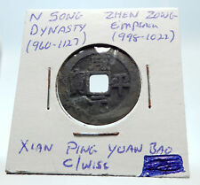 998AD CHINESE Northern Song Dynasty Antique ZHEN ZONG Cash Coin of CHINA i75374