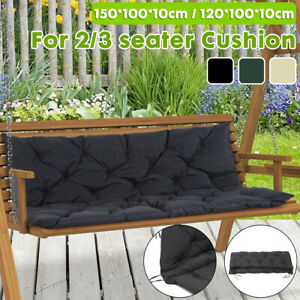 2 seater bench seat pads patio