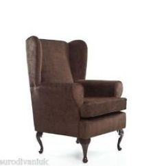 High Backed Chairs For The Elderly Wooden Chair Parts Suppliers Orthopaedic Back In Ebay 19 Seat Height Or Infirm