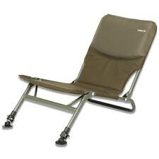 fishing chair cuzo acrylic desk mats chairs bed ebay trakker