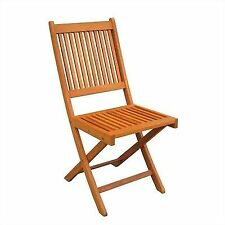 wooden porch chairs cross back dining patio garden ebay brown