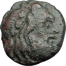 PHILIP V King of Macedonia 200BC Authentic Ancient Greek Coin ZEUS ATHENA i64258