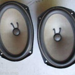 2004 Mazda 6 Bose Subwoofer Wiring Diagram Jeep Tj Radio Vehicle Speakers Ebay Woofer Tweeter