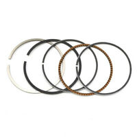 4 Set Piston Ring for Yamaha YZF-R1 1998 1999 2000 2001