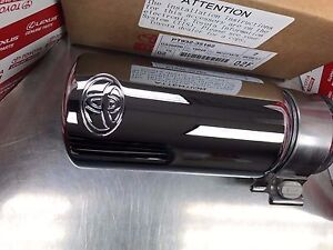 exhaust pipes tips for toyota tacoma