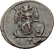 CONSTANTINE the Great Founds new Roman Capital CONSTANTINOPLE 330AD Coin i63277