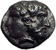 TENEDOS in TROAS 480BC Authentic Ancient Silver Greek Coin w Double Axe i64671