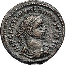 NUMERIAN w Jupiter or Carus Authentic Ancient 283AD Roman Coin Tripolis i67266
