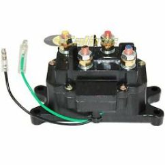 2006 Can Am Outlander 650 Wiring Diagram Aoa And Aon Network Atv Side By Utv Electrical Components For 2015 Winch Solenoid Switch Fits 4x4 Xt Xtp Xmr