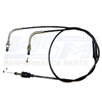 Steering Cable~1998 Yamaha XL760 WaveRunner XL760 WSM 002