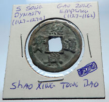 1127AD CHINESE Southern Song Dynasty Genuine GAO ZONG Cash Coin of CHINA i71540