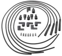 SPARK PLUG WIRE SET; WorldParts 26663 (Fits Ford,Mazda