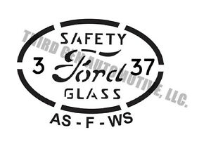 Vintage and Classic Glass for 1937 Ford Model 78 for sale