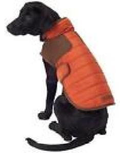 Eddie bauer quilted dog jacket field coat picante xs also clothing  shoes ebay rh