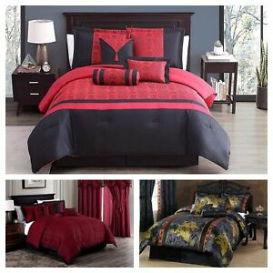gold king size comforters sets for