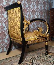 fauteuil baroque en vente meubles