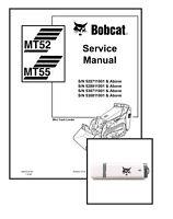 Bobcat T190 Track Loader Workshop Repair Service Manual