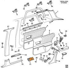 Interior Door Panels & Parts for Oldsmobile Cutlass for