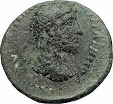 MARCUS AURELIUS & COMMODUS Rare Authentic Ancient Roman Provincial Coin i73510