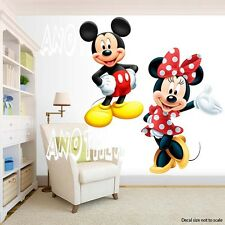 mickey mouse room decor in d cor decals stickers vinyl art for