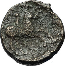 Philip II 359BC Olympic Games HORSE Race WIN Macedonia Ancient Greek Coin i67938