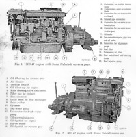 Volvo Penta MD11C MD17C Engine Workshop Service Repair