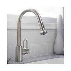 Hansgrohe Metro E High Arc Kitchen Faucet Interactive Design Home Faucets For Sale   Ebay