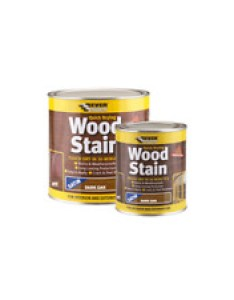 Everbuild quick drying wood stain many colours mm ml  weatherproof also clear ebay rh