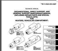 Military Truck Surplus HMMWV Ambulance Heater/ AC Control