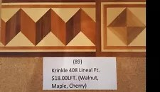 Hardwood Flooring Borders (Krinkle)