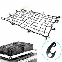 LARGE Cargo Luggage Carrier 4X4 4WD Univeral Metal Roof