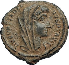 Divus Saint CONSTANTINE I the GREAT 347AD Authentic Ancient Roman Coin i67123