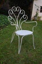 fauteuil jardin vintage en vente