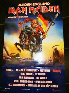 poster fur musikfans von iron maiden