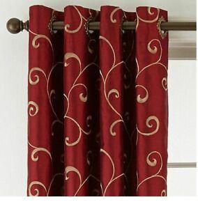 https www ebay com b j c penney red curtains drapes valances 45515 bn 111832136