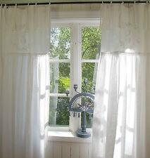Gardinen aus 100 Baumwolle mit Schlaufenaufhngung frs Wohnzimmer gnstig kaufen  eBay
