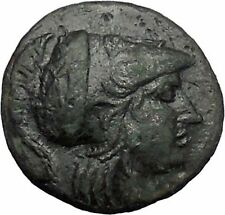 ANTIGONOS II GONATAS 277BC Pan Athena Gallic Victory Macedonia Greek Coin i49161