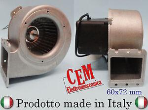 ventilateur centrifuge dans