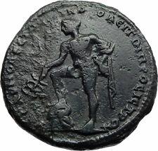 GORDIAN III 238AD Nicopolis ad Istrum Authentic Ancient Roman Coin HERMES i74886