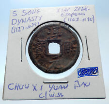 1163AD CHINESE Southern Song Dynasty Genuine XIAO ZONG Cash Coin of CHINA i72327