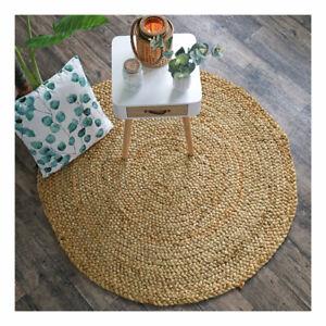 tapis ronds pour la maison chambre ebay