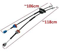 TRISCAN Manual Transmission Cable For CITROEN C3 II