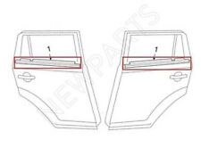 Toyota Genuine OEM Exterior Mouldings & Trims for Scion xB