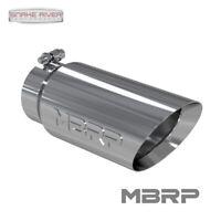 mbrp black hex diesel exhaust tip fits