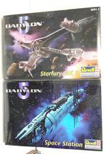 Babylon 5 Model : babylon, model, Babylon, Model, Revell